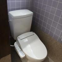 カラオケ喫茶店舗のトイレ改装