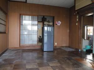 台所と外壁の修繕・修理のリフォーム工事