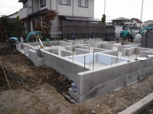 新築住宅の建前・上棟の準備