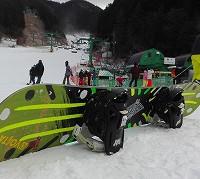 2017-2018スノーボード