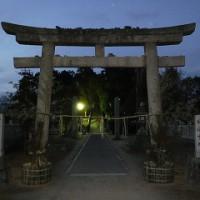初詣:飯積神社
