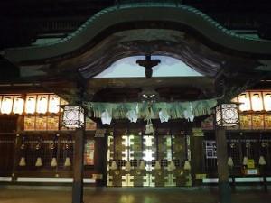 初詣:椿神社(松山市)