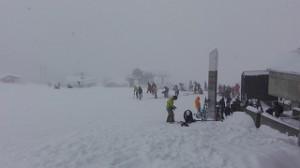 長野県白馬:八方尾根スキー場