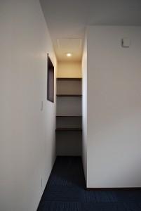 新築事務所の完成