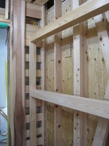 新築住宅の和室造作