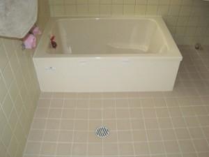 浴槽入替え