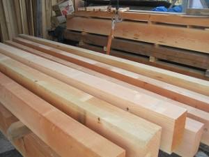 木材の風通し
