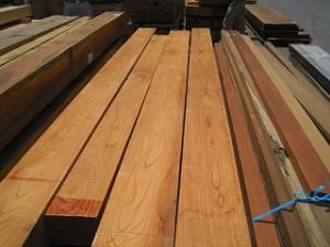 木材のせり市
