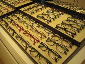 メガネの買換え