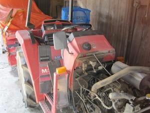 農機トラクター