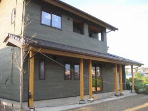 新築住宅の完成が近い