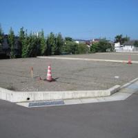 新築住宅の敷地配置計画