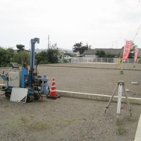 新築住宅の地盤調査