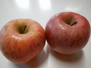 市川果樹園のりんご