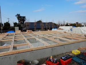 新築住宅の建前・上棟準備
