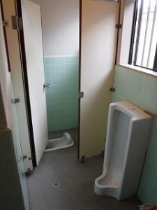 集会所のトイレ改修工事