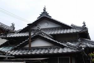 歴史ある旧家