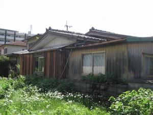 新築住宅の建て替え