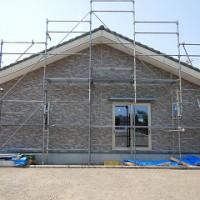 木造平屋建の新築住宅工事