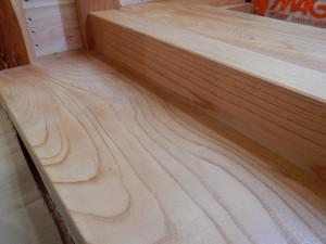 床の間の造作