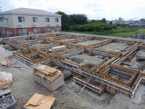 店舗・工場の新築工事