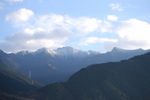 例年通りの黒森山