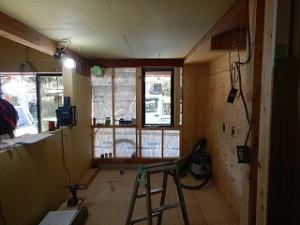 住宅化リノベーション工事