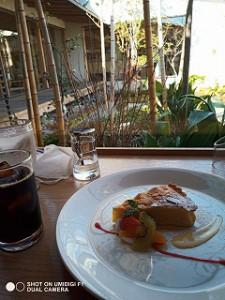 高知でカフェ休憩