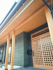 本格的な和風住宅