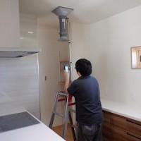 新築住宅の気密・換気性能測定