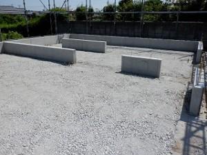 新築倉庫工事