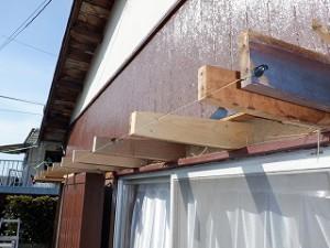 外壁・庇の張替え・リフォーム