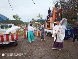 秋祭り・御神輿