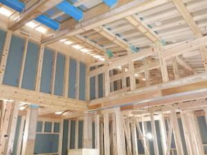新築住宅の構造躯体検査