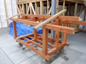 犬小屋造り