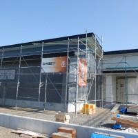 新築塗装工事