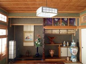 和室・座敷・床の間の意匠