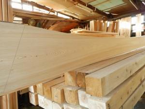 入母屋屋根の破風板