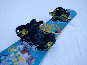 スノーボード・シーズン