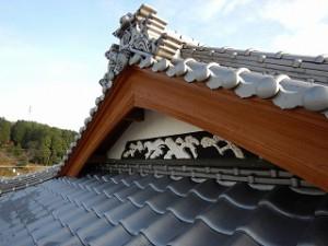 和風建築・住宅・入母屋造り