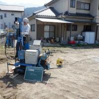 新築住宅:地盤改良工事