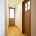 廊下・子供室ドア