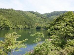 長沢貯水池