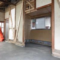 倉庫改装工事