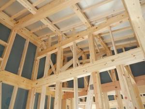 新築住宅の構造検査