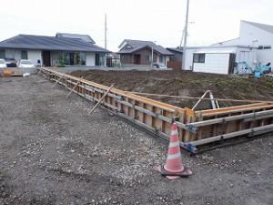 新築造成工事