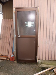 倉庫・物置の改装