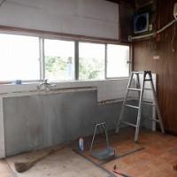 台所リフォーム工事