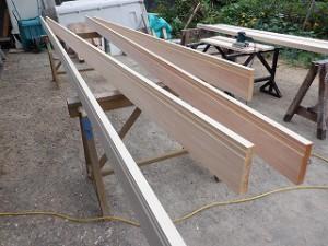 屋根破板加工